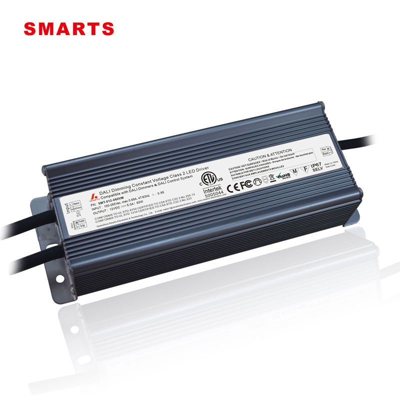 dali dimmable led driver 30w