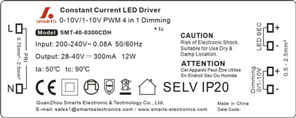 12w led driver constant current