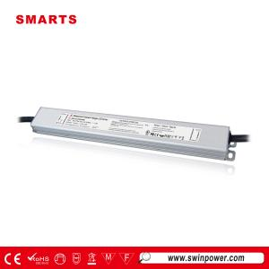 conductor led electronico impermeable 30w