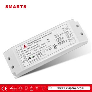 12vdc 30w triac regulable conductor led