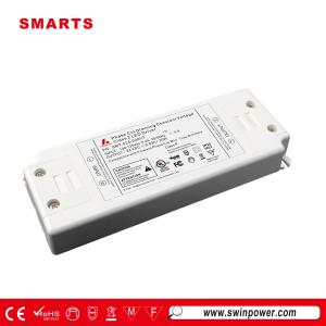 24v 20w triac dimmable conductor constante del voltaje led