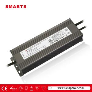 200W 0-10V dimmable conductor constante del voltaje led