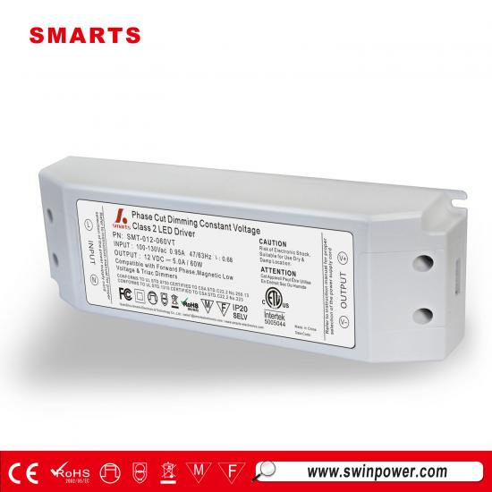 dimmable led driver 60w