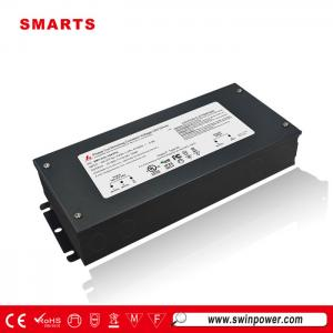 UL incluido 277vac 12vdc triac controlador led regulable