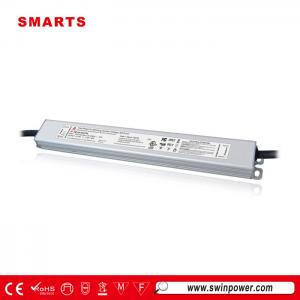 Controlador led regulable de 24 voltios