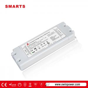 Controlador led no regulable 277vac 24v 30w