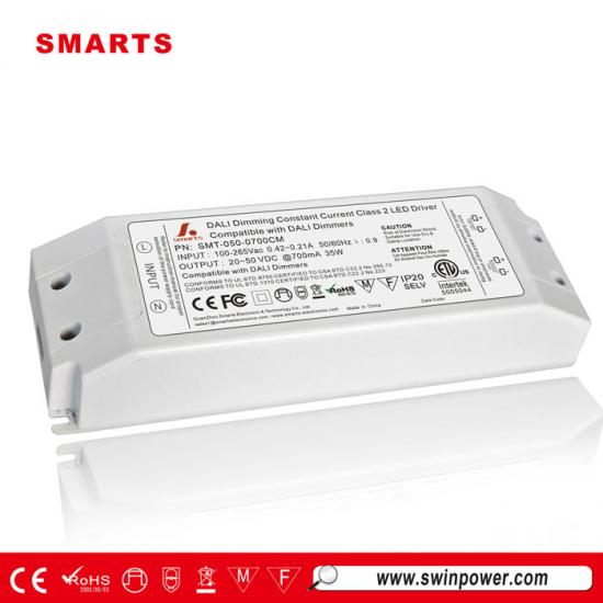 dali dimmable constant current led driver