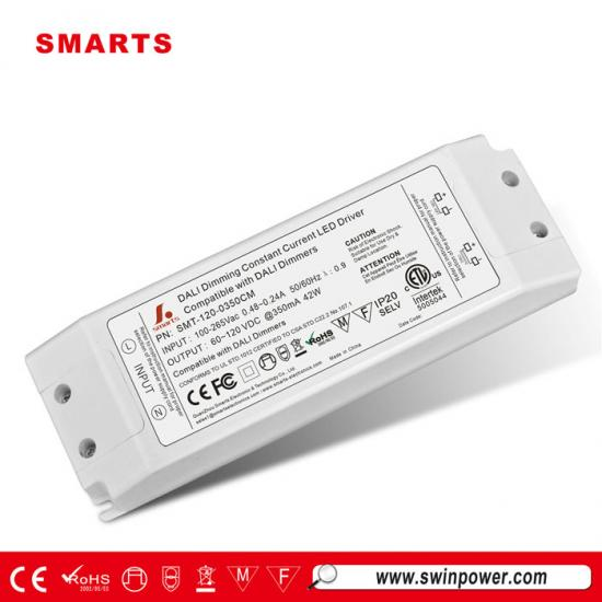 dali dimmable led lamp transformer