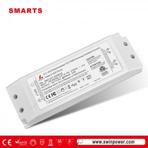 0-10v  regulable transformador de luz led de corriente constante