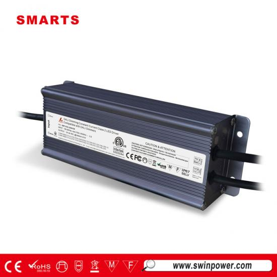 Dali dimmable led driver 2400mA