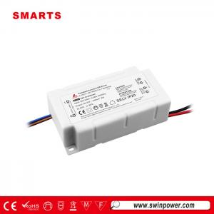 8w 0-10v Dimmable LED actual constante del Conductor