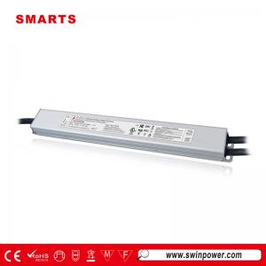 pwm / 0-10v controlador led regulable tipo delgado