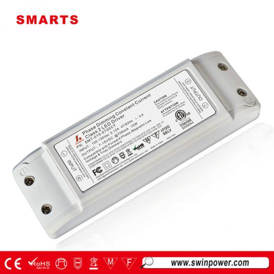 Controlador led de corriente constante de 700ma regulable