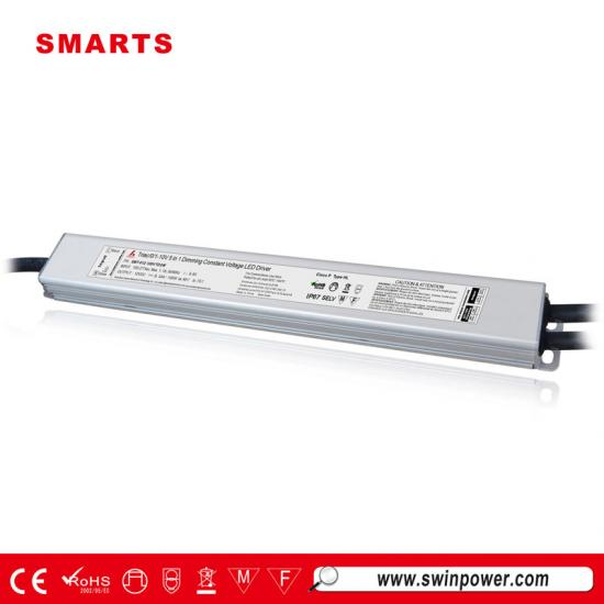 100w dimmable class 2 power supply